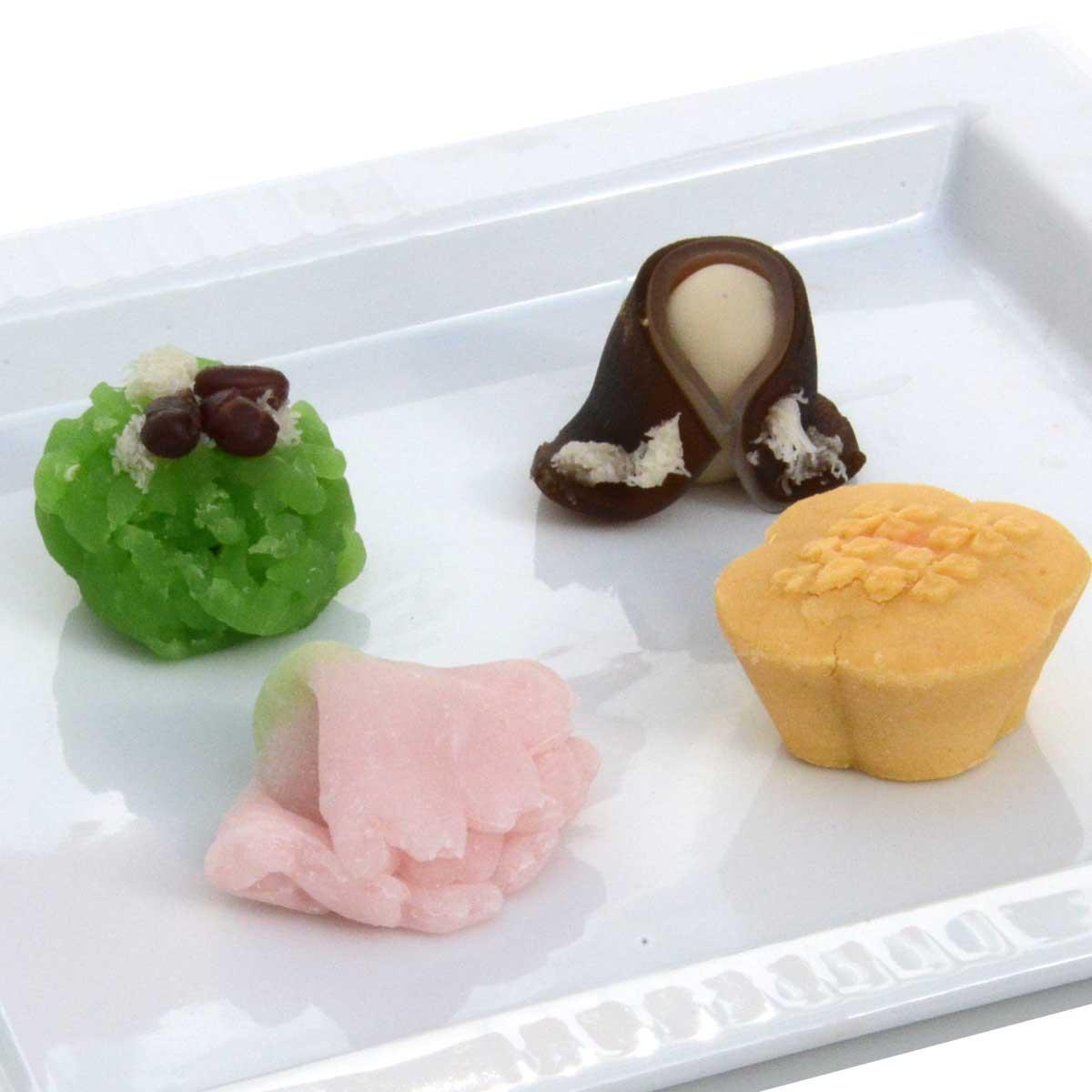 歌舞伎と和菓子