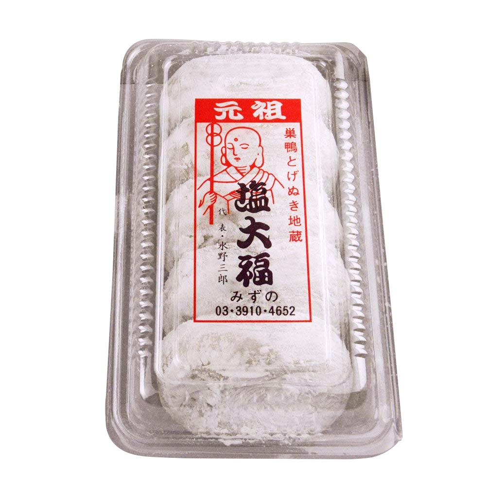 元祖塩大福 5個入り(箱入り)