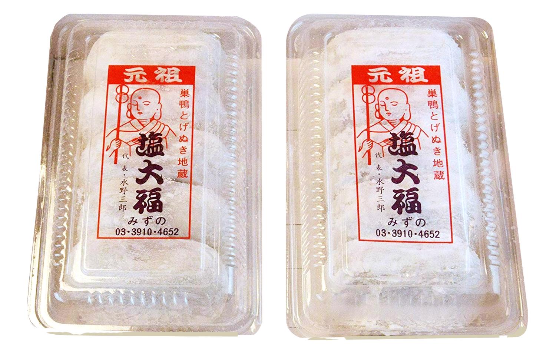 元祖塩大福 10個入り(箱入り)