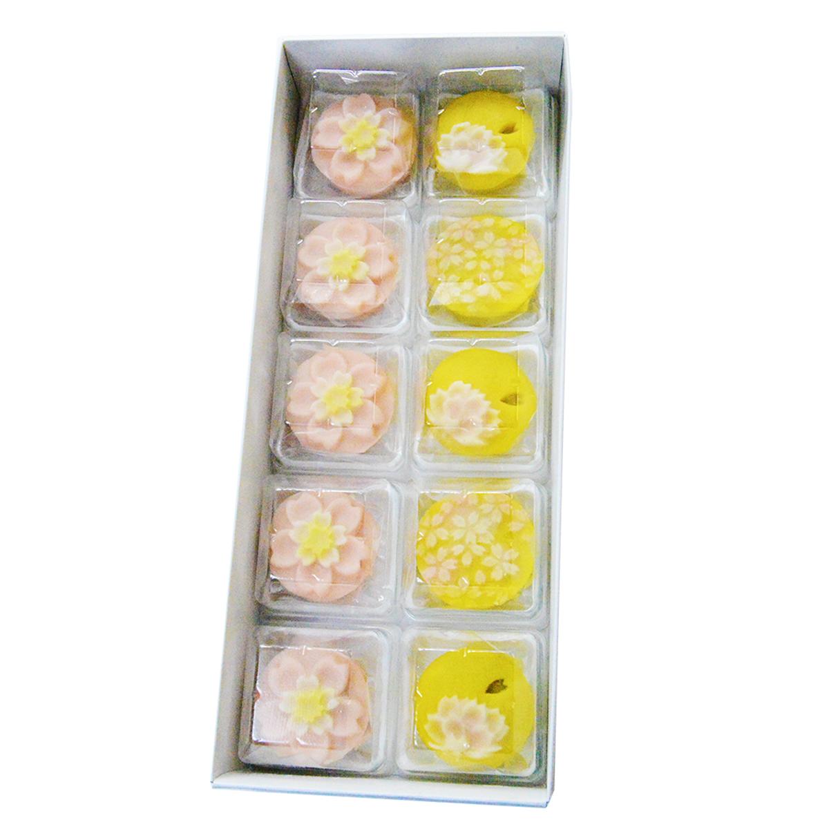 上生菓子(練切)『桜』
